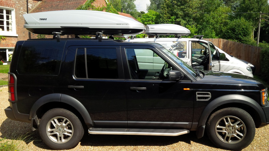 Sussex Roofbox And Bars Roof Box And Bar Hire Uckfield
